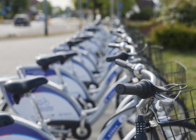 izposoja električnih koles